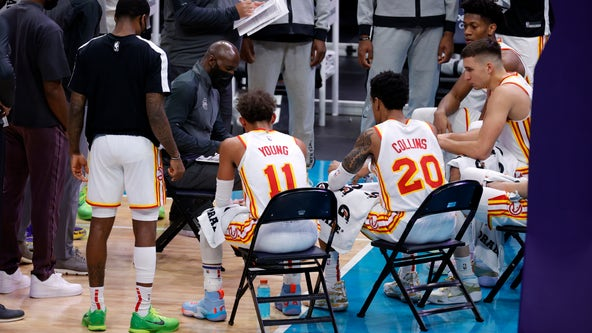Hawks at Suns game postponed due to COVID-19 protocols
