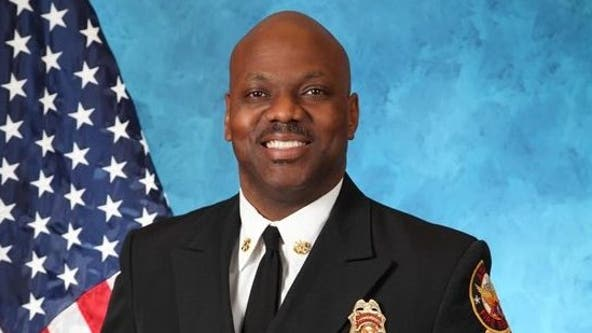 City of Atlanta names Rod Smith new fire chief