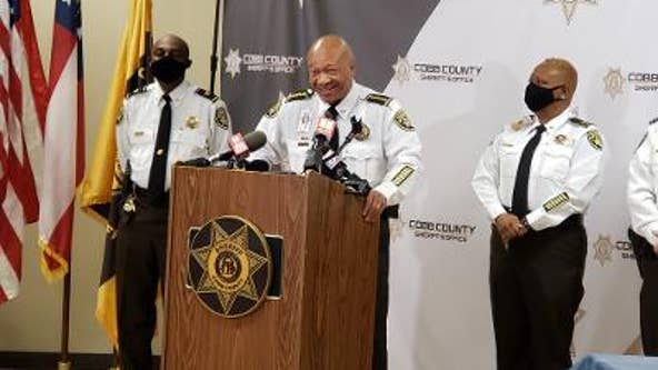 Cobb County's new sheriff plans major changes