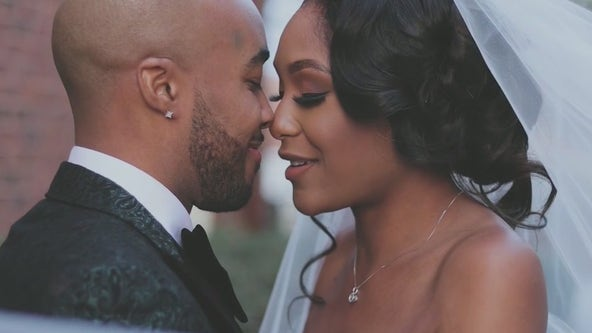 Frontline worker gets free wedding of her dreams from Atlanta vendors