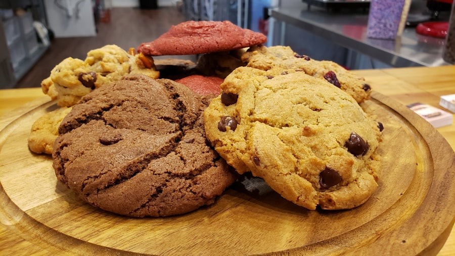 Local cookie company expands with Smyrna bakeshop