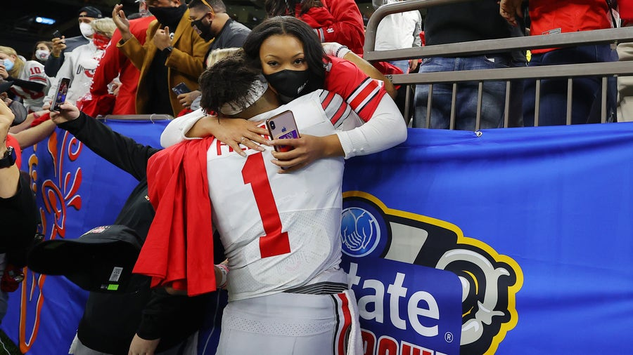 Fields family is all for '1' as national championship nears
