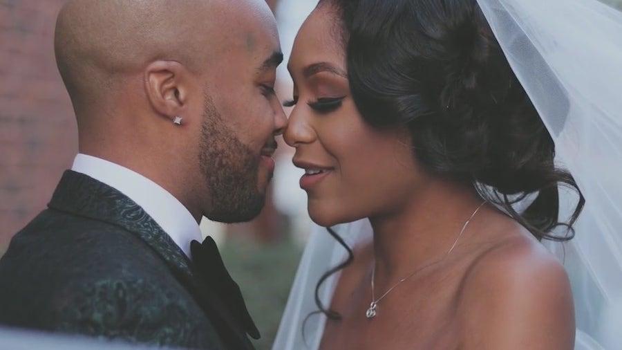 Frontline worker get free wedding of her dreams from Atlanta vendors