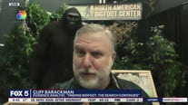 Cliff Barackman continues searching for Bigfoot