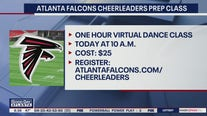 Want to become an Atlanta Falcons cheerleader?