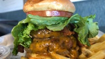 Burgers with Buck: Righteous 'Que's Brisket Burger