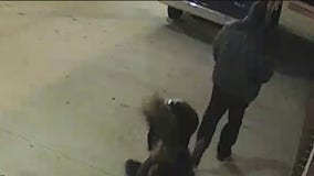 2 thieve spotted stealing van from Clayton County funeral home