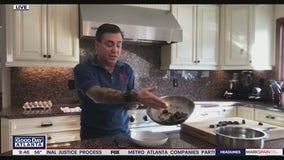 Squid Ink Gnocchi recipe from Chef Ed McFarland
