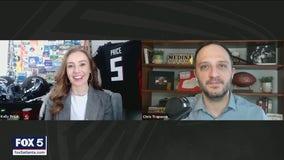 Mock draft talk: Chris Trapassoof CBS Sports