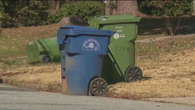 Trash pick-up delays as Atlanta sanitation workers call out sick