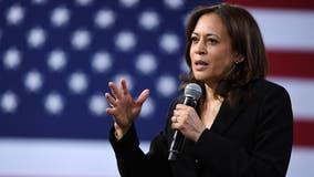 Vice President Harris casts first tie-breaking vote as VP