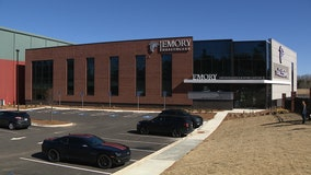 Falcons, Emory open new facility in Flowery Branch