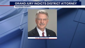 Grand jury indicts Paulding County DA on bribery, false statement charges