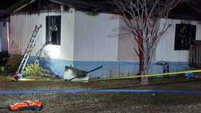 Mother, 3 daughters killed in mobile home fire