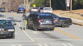 Police: Pedestrian injured after serious 2-vehicle crash along busy Smyrna road