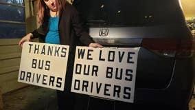 Cobb County woman organizes school bus driver appreciation event