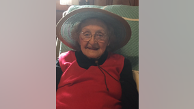 Longtime FOX 5 viewer Bessie Cole Burt turns 100 on Saturday