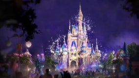 Walt Disney World unveils plans for 50th anniversary celebration