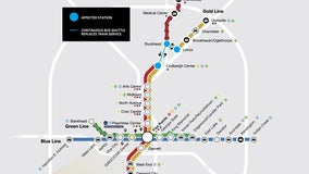 MARTA continues track replacement along Red, Gold lines