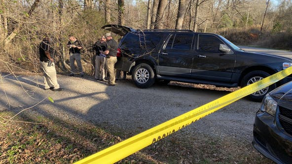 2 women dead, man injured in Hall County shooting