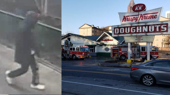 Midtown Krispy Kreme fire: Investigators rule fire at historic doughnut shop as arson