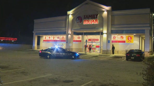 Man gunned down in parking lot of Family Dollar store in DeKalb County
