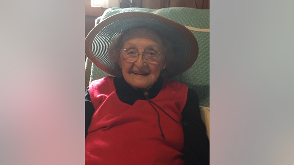 Longtime FOX 5 viewer Bessie Cole Burt turns 100 on Saturday