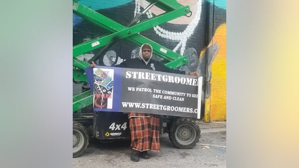 Founder of Atlanta's Street Groomers remembered as a giant among men with a gentle heart