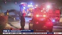 Woman dies in Gwinnett County house fire