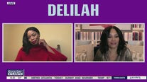 Maaahra Hill and Jill Marie Jones on their new show Delilah