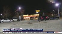 Armed confrontation at Atlanta Waffle House