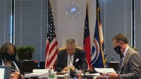 Fulton County Board decides fate of elections chief