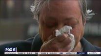 Spring allergy season starts early in metro Atlanta