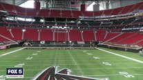 Mercedes Benz stadium to used a FEMA vaccination center