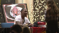 Chiefs receiver Mecole Hardman continues commitment to special needs students