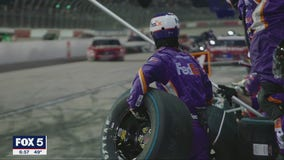 Winder native pit crew member prepares for another homecoming at Atlanta Motor Speedway