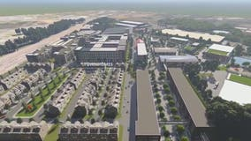 Doraville approves plans for old GM plant to become state's largest studio