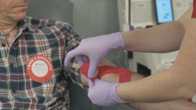 Red Cross stress need for blood, plasma donations despite COVID-19 vaccine