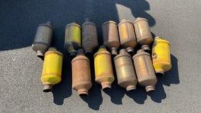 Forsyth County deputies arrest suspected catalytic converter thief
