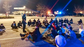 Dozens of alleged street racers arrested in Clayton County