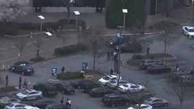 Man, child shot outside Cumberland Mall, police say