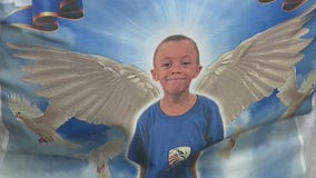 Driver arrested in deadly hit and run, 10-year old bicyclist struck and killed