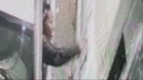Restaurant worker attacked through drive-thru window, search on for suspect