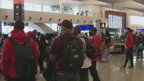 Airport traffic up during spring break despite continuing pandemic