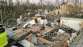 Newnan family seeks shelter from tornado just in the nick of time