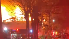 Good Samaritans save victims from Sandy Springs apartment fire