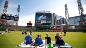 Braves welcome back limited-capacity fans to Truist Park this season