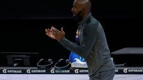 Hawks let head coach Lloyd Pierce go