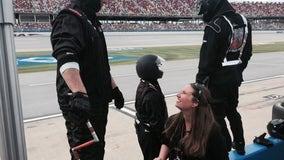 Two Lovejoy High classmates reunite at highest ranks of NASCAR