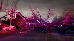EF-4 tornado sweeps through Newnan, NWS says